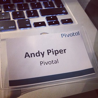 I am Pivotal | by andyp uk