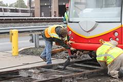 IMG_8383ehicle Movement--Greenbelt Metro to Anacostia Testing and Commissioning Site