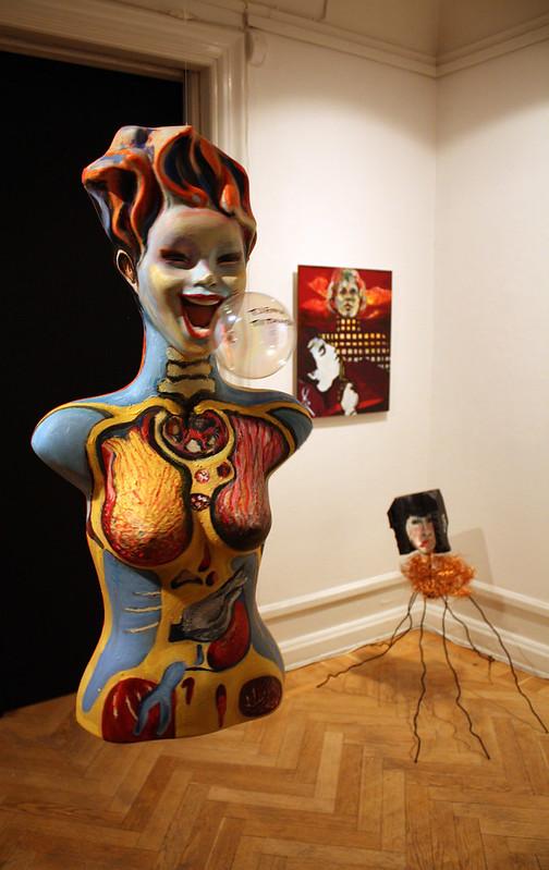 Fröken Julie – installation av Eva Zettervall