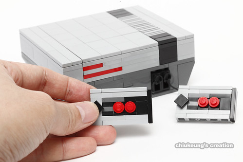 LEGO NES by chiukeung