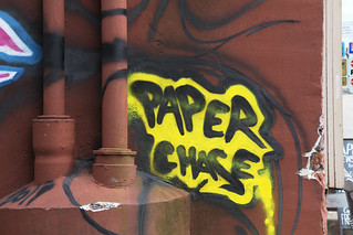 Paper Chase | by Ricky Leong