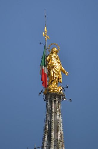 Milano - Celebrazione del XXV Aprile