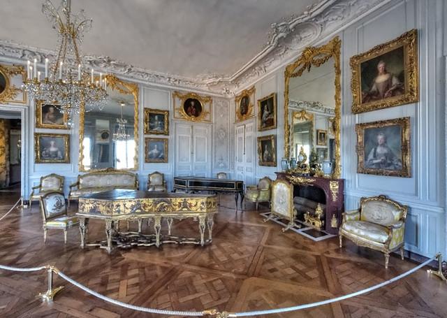 Grand cabinet de Madame Victoire | Les appartements de Mesda… | Flickr