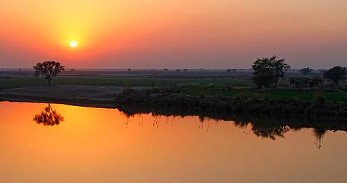 pakistan canon river multan chanabriver