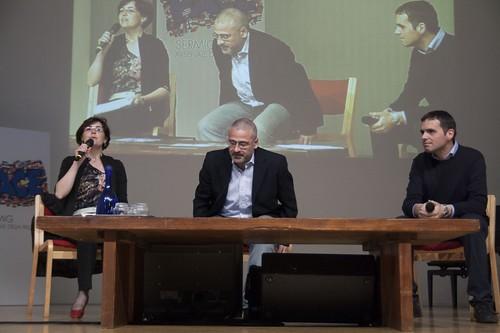 Alessandro Vespignani all'Università del Dialogo