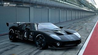 Gran Turismo Sport: Ford GT LM Spec II Test Car | by PlayStation.Blog