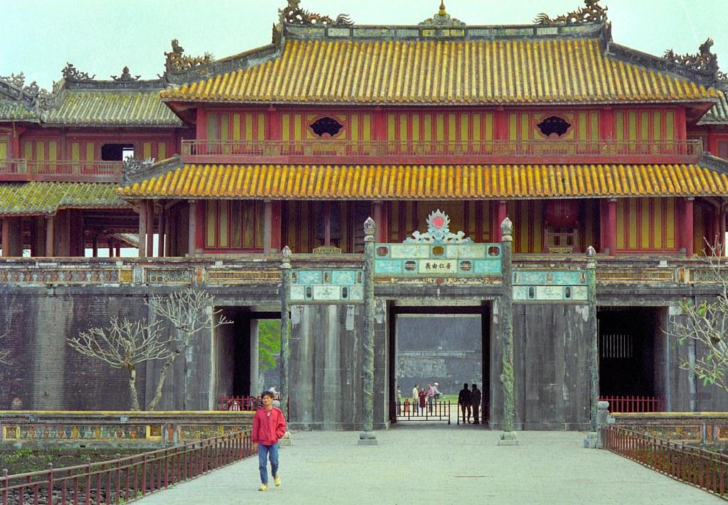 viet_centre_020 : la Citadelle @ Hue, Vietnam