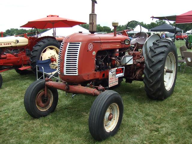 1955 Cockshutt type 50 tractor