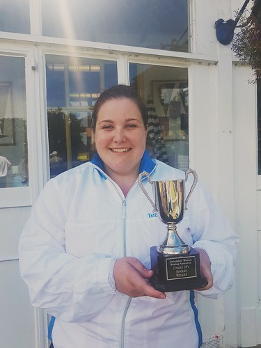 Ladies U25 winner 2018 | by Bowls Oxon