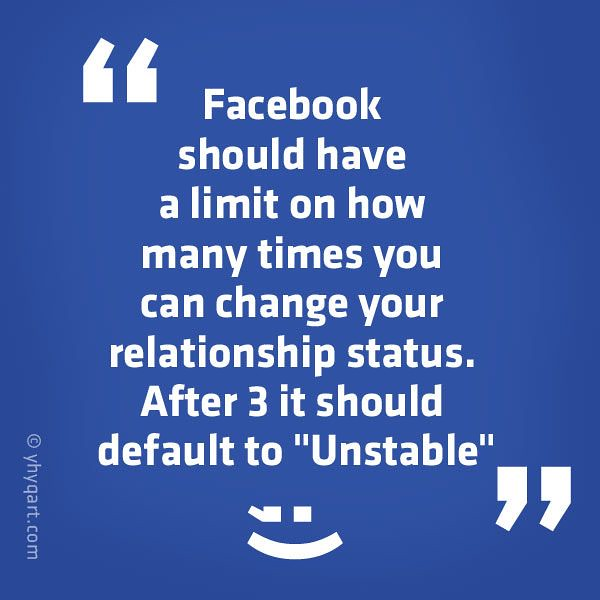 Best Funny Quotes : Facebook should have a limit on how ma ...