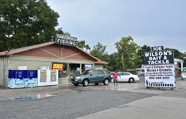 Wilson's Bait & Tackle - Take a Kid Fishing -Perry,Florida