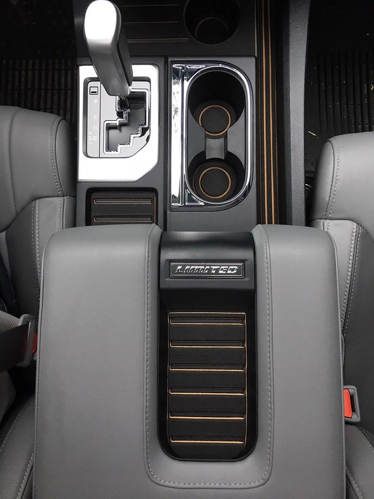 2018 Toyota Tundra Interior | TufSkinz interior trim kit