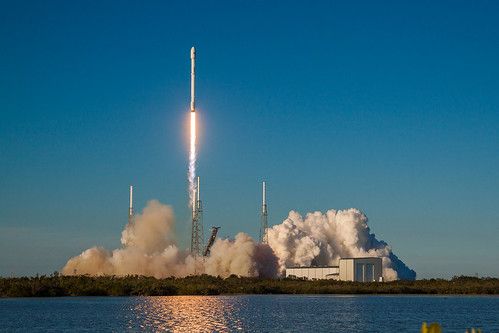 TESS Mission | by Official SpaceX Photos