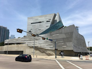 Perot museum in Dallas | by DanCentury