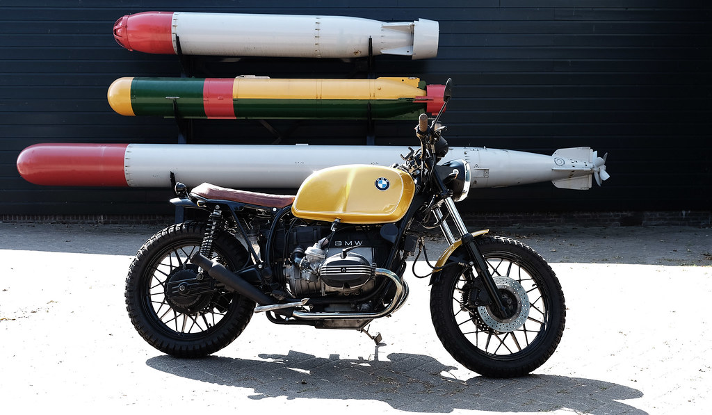 Bring out the Big guns  BMW R100RT from 1983 | ***Roel*** | Flickr