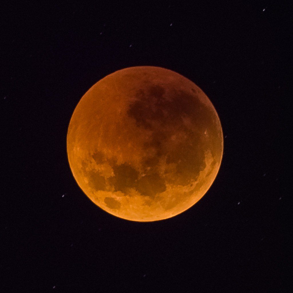 Total Lunar Eclipse - Red Hill - ACT - Australia - 2018072… | Flickr