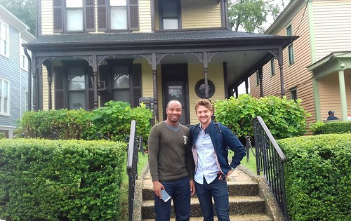 Orientation Week - Martin Luther King's House | by Fulbright Brussels