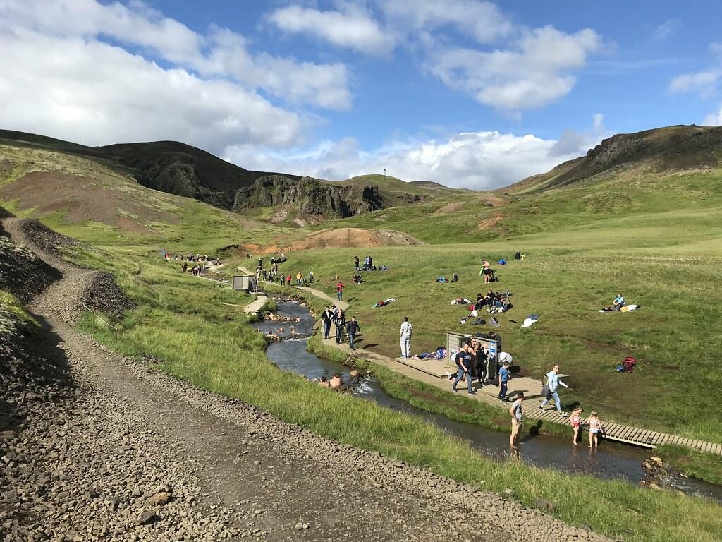 Reykjadalur | Reykjadalur, Iceland | Chris Yunker | Flickr
