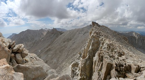 1466 Looking south and seeing the east face and the upper section of the 97 switchbacks | by _JFR_