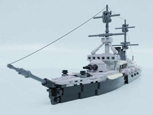Warship | by Sunder_59