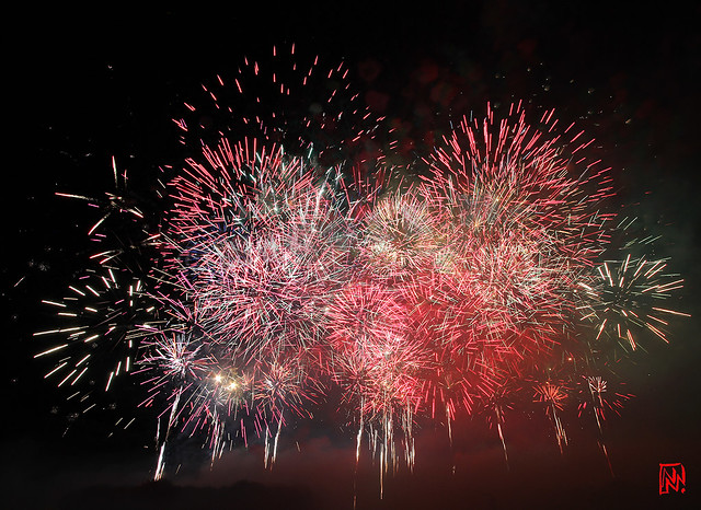 Le Grand Feu d'artifice de Saint-Cloud 5/10