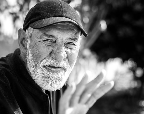friendly old man | by juergen.luger