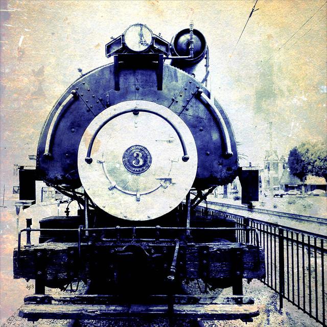 Ridin' that train