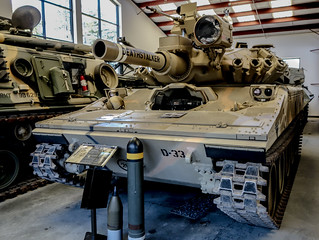 Day 102: Tank Museum