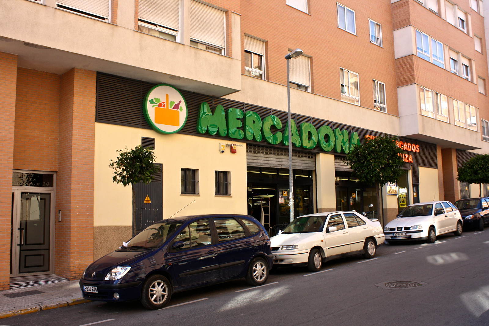Supermarkets in Spain