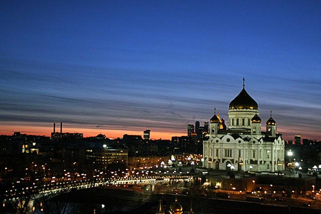 MOSCA - Chiesa del