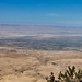 The Holy Land, as seen from Mount Nebo, Jordan