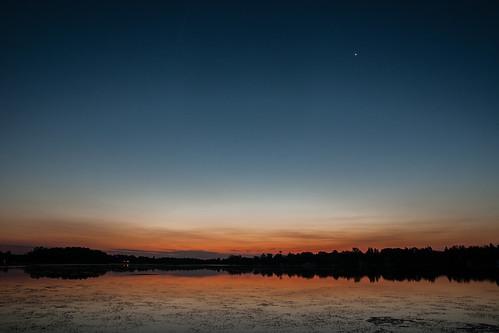 morning star kawartha lakes dawn venus lilies lily legend white flower facebooklandscape clear night spirithands robertsnache resistance150