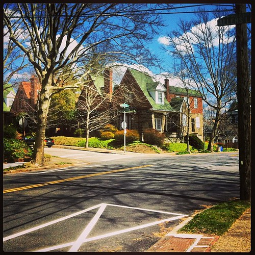 Mt Airy typical (the downhill you go). | by gak