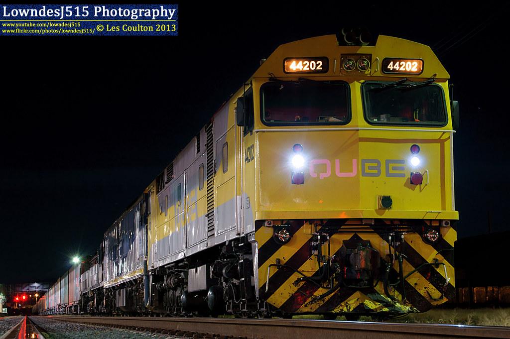 44202, G512, 4816 & 4814 at Albury by LowndesJ515