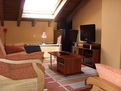 Salón. Apartamentos Rurales Casa El Gaitero