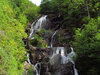 Upper Part of the Waterfall in The Gorge | by Annes Travels