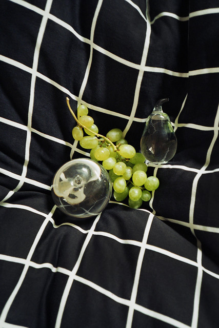plaid fruits
