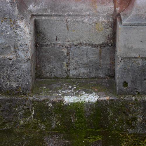 mur vert de gris   by roubinoff