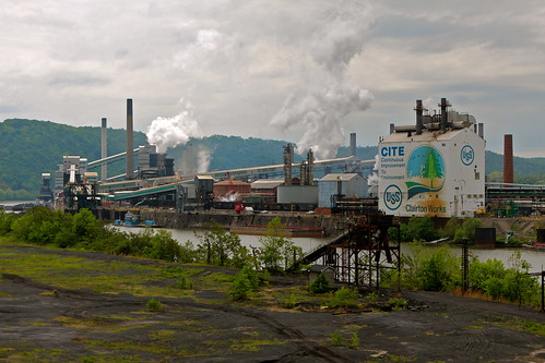 US Steel Clairton Works, Clairton PA | by roy.luck
