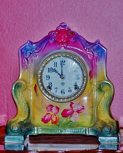 Colorful clock | by noelcmn