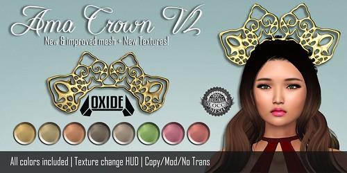 OXIDE Ama Crown V2