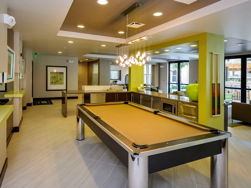The Plaza - Clubhouse Billiards