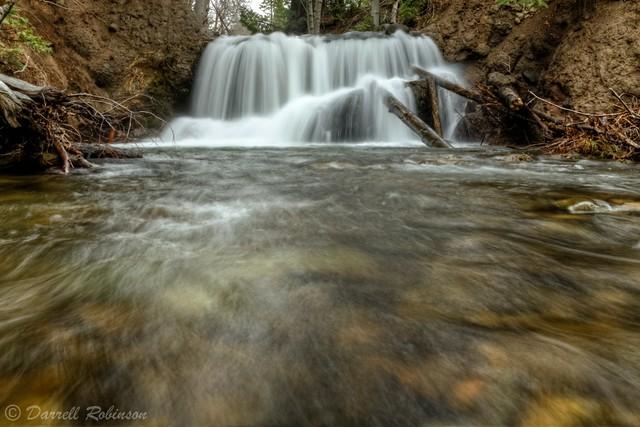 Bear River Falls