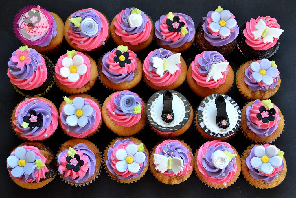 By The Cupcake Factory Barbados Cupcakes For Girls