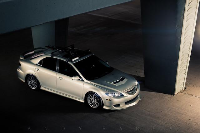 Andrew's Mazda 6