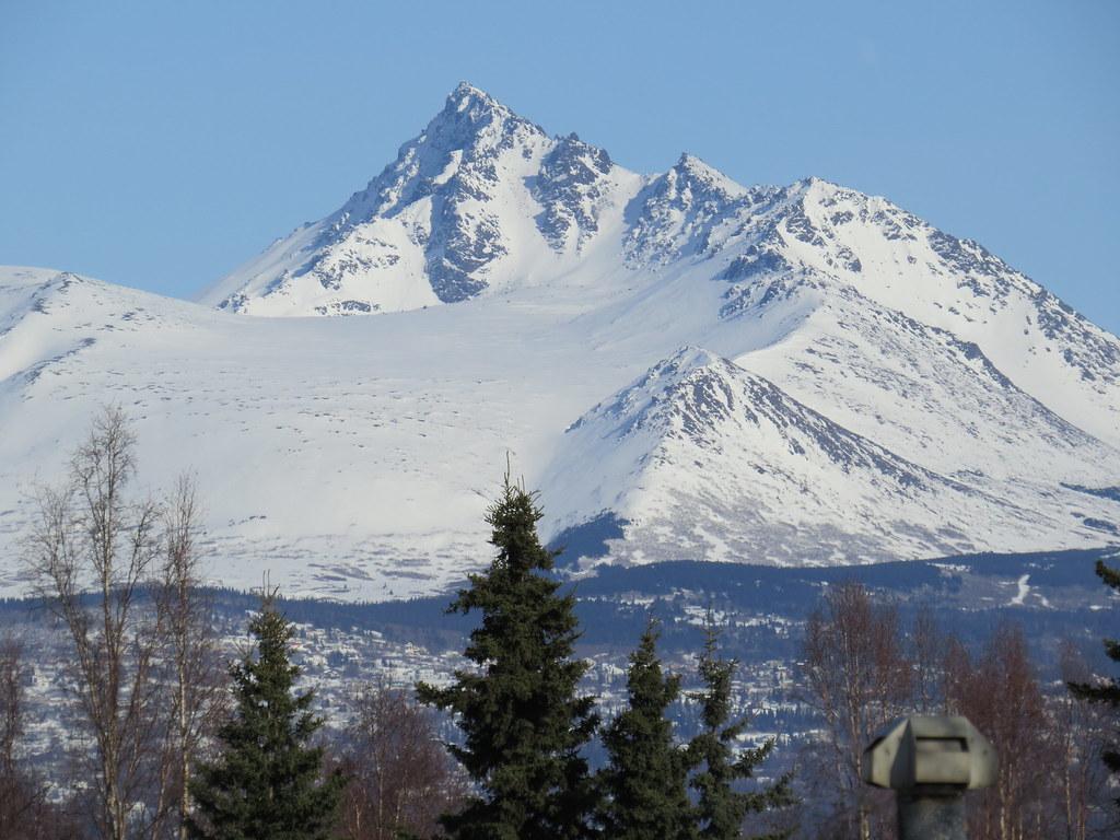 O'Malley Peak - Anchorage