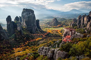 Meteora Valley | by Darby Sawchuk