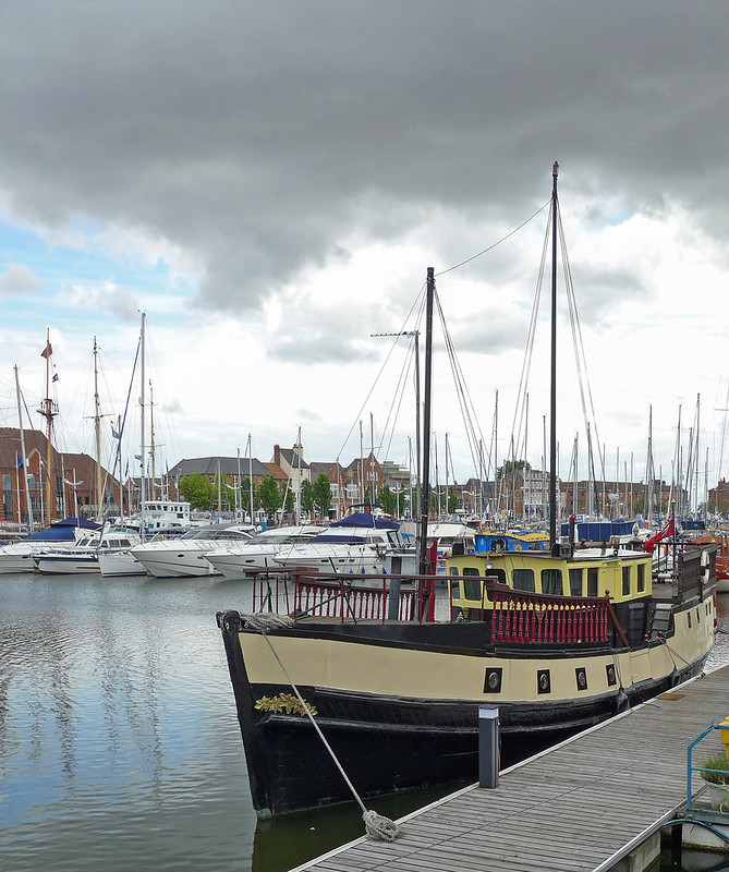 Humber Dock, Hull