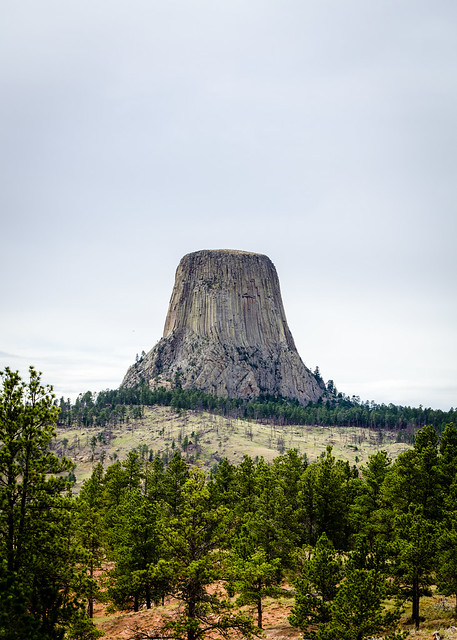 Wyoming - Devil's Tower-1
