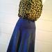 Hazel yellow flower top, Anni Kuan skirt